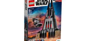 LEGO Darth Vader's Castle at Catch-of-the-Day