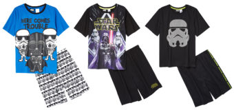 Star Wars Summer Kid's PJs at Farmers