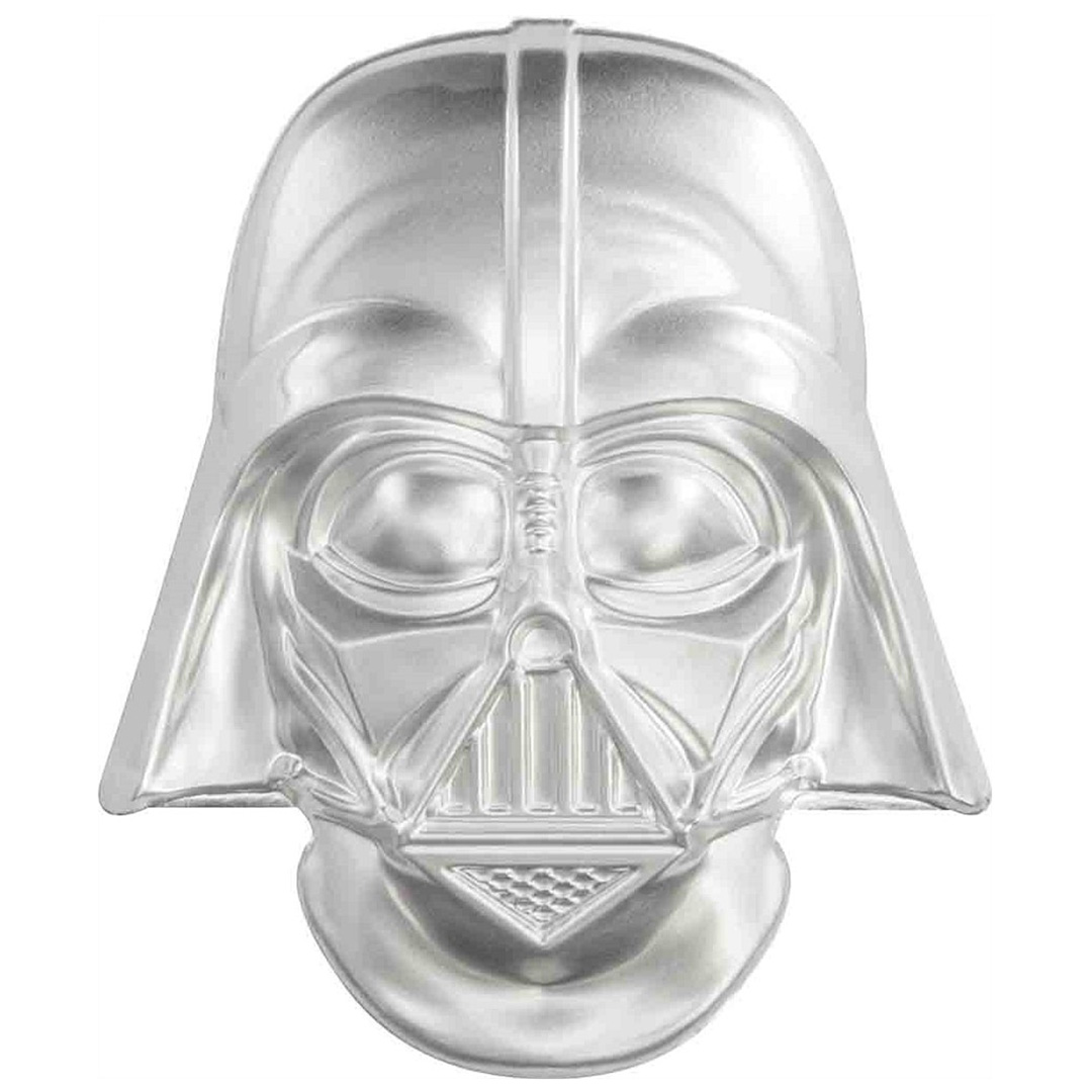 Darth Vader Helmet Coin from NZ Mint