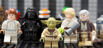 LEGO Star Wars Events and NZ Record Build at St Lukes