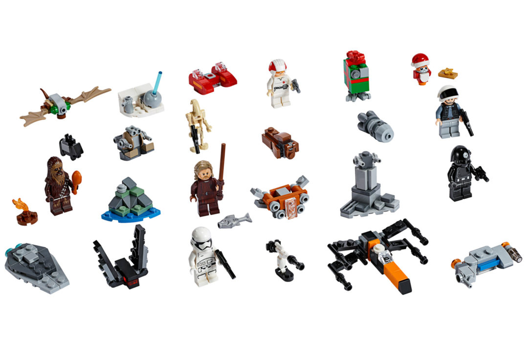 LEGO Star Wars Advent Calendar 2019