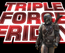 Triple Force Friday at Toyco