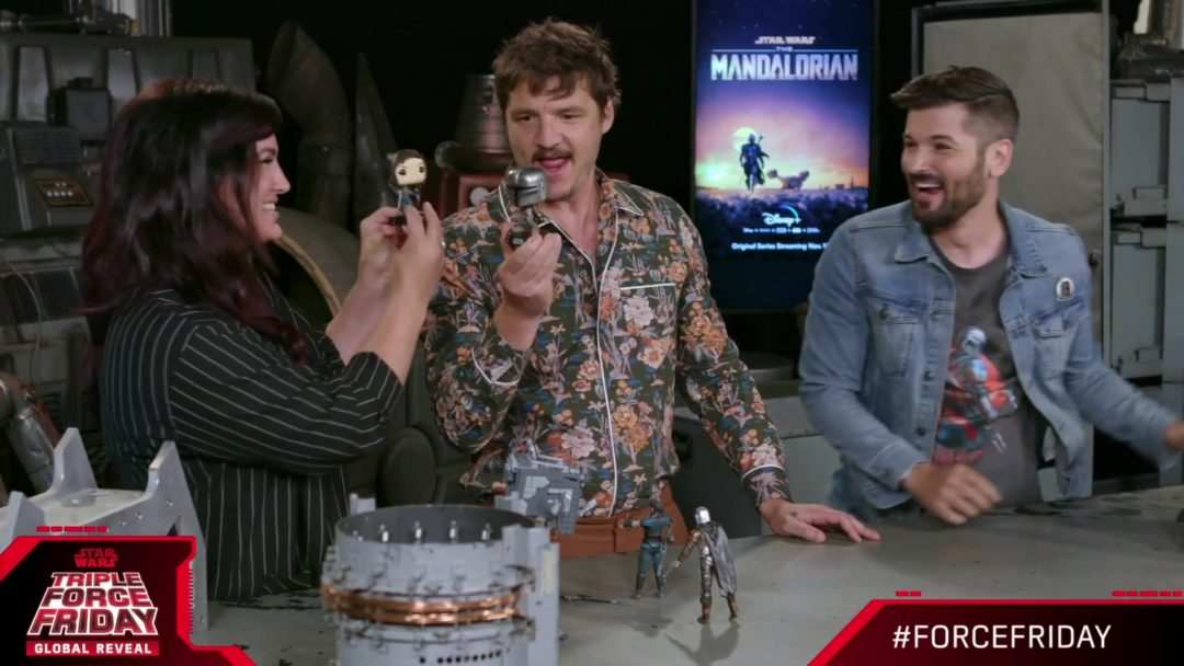 Triple Force Friday livestream reveals