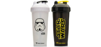 Star Wars Protein Shakers