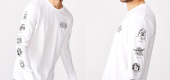 Long Sleeve Character Sketch T-Shirt at Cotton On