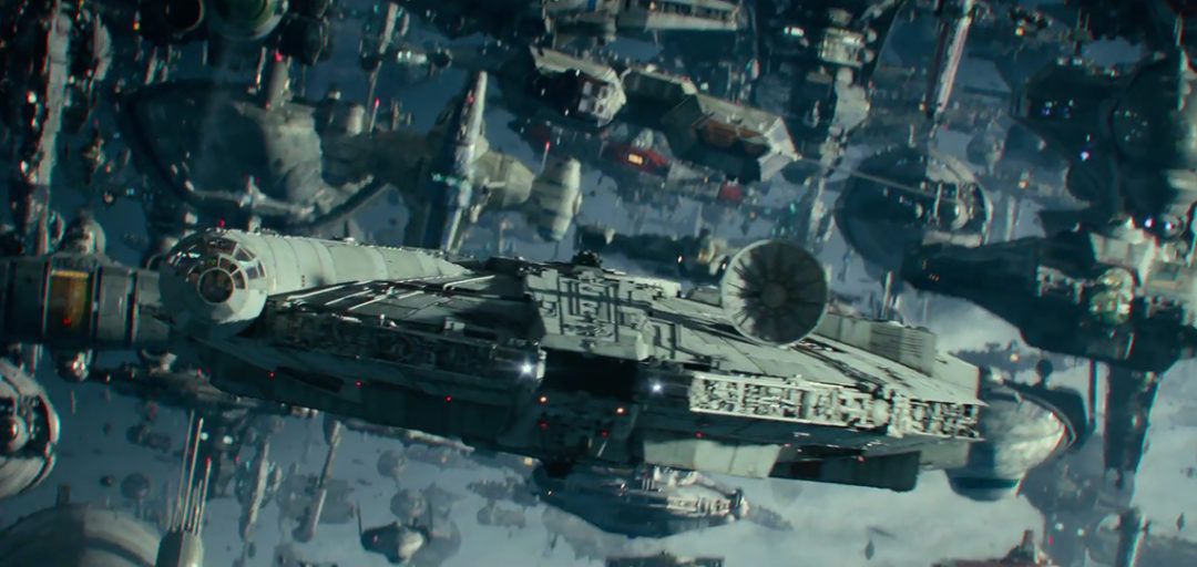 'The Rise of Skywalker' Final Trailer
