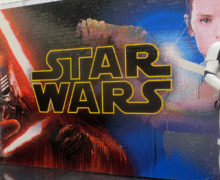 LEGO Star Wars 20th Anniversary Mosaic at Westfield St Lukes