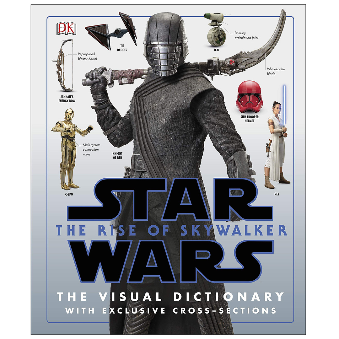 The Rise of Skywalker Visual Dictionary