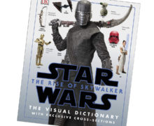 Preorder The Rise of Skywalker Visual Dictionary