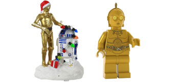 Star Wars Christmas Decorations Discounted at Briscoes