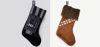 Star Wars Christmas Stockings at Catch-of-the-Day