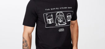 Empire Strikes Back T-Shirt at Cotton On