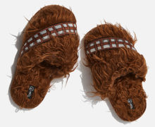 Chewbacca Slippers at Cotton On/Typo