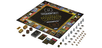 New Skywalker Saga Edition Monopoly at EB Games