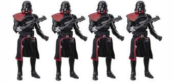 Exclusive TBS6 Purge Trooper Figure at EB Games