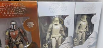 Exclusive Carbonized Jet Trooper TBS6 Figure at Farmers