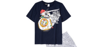 Kid's Christmas Star Wars Pyjamas at Farmers