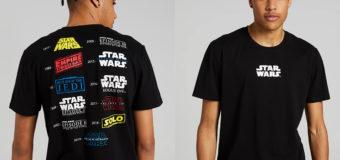 """Star Wars Movies """"Tour"""" T-Shirt at Jay Jays"""