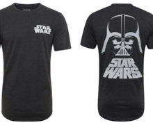 Star Wars Logo/Vader T-Shirt at K-Mart