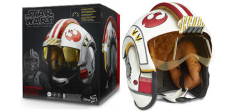 Black Series Luke Skywalker X-Wing Pilot Helmet Out Now