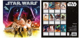 Star Wars 2020 Calendar at Mighty Ape