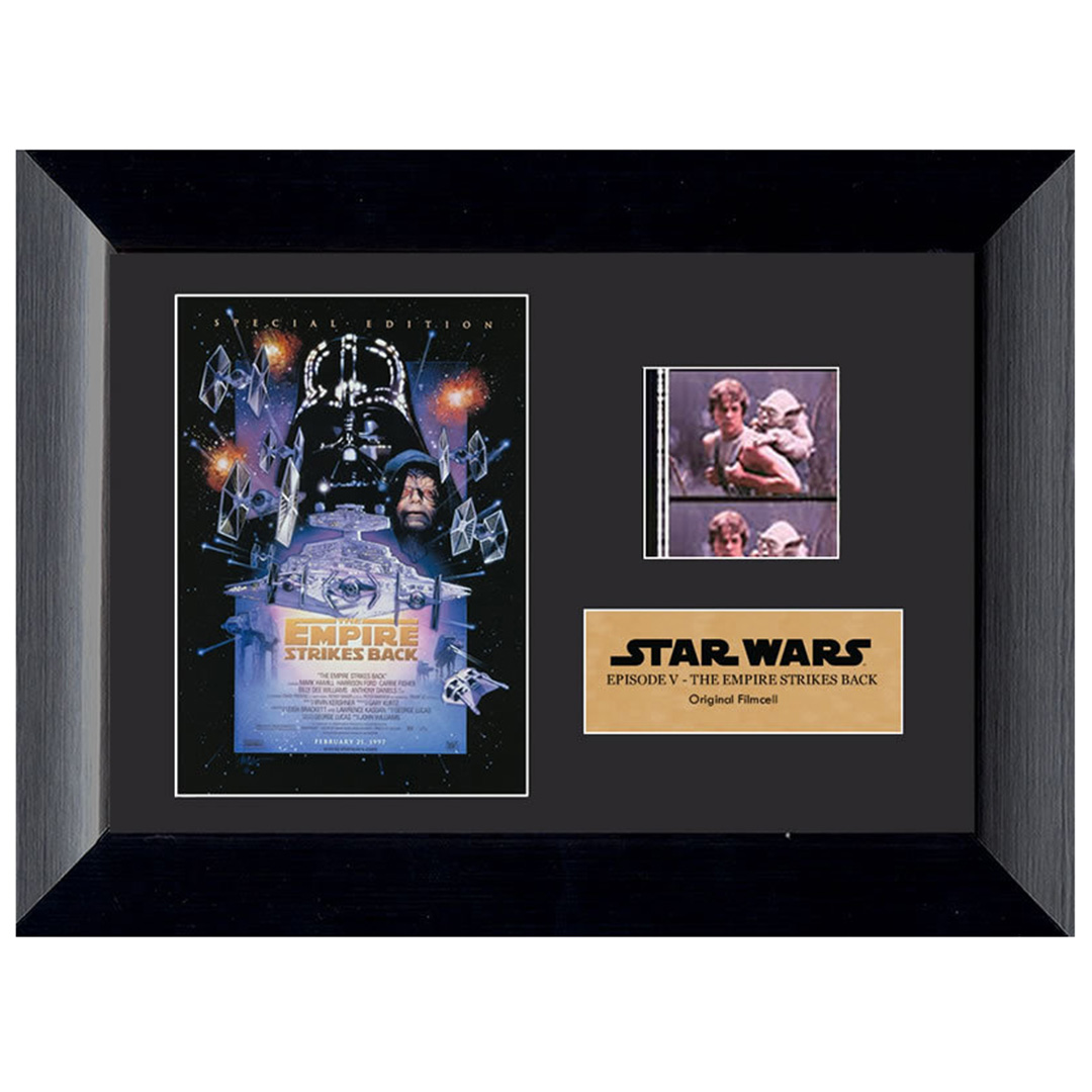 Star Wars Film Cells