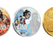 'The Rise of Skywalker' Coins from NZ Mint