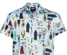 New Men's Star Wars Pyjama Line at Peter Alexander