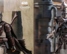 PreOrder Hot Toys Mandalorian Figures