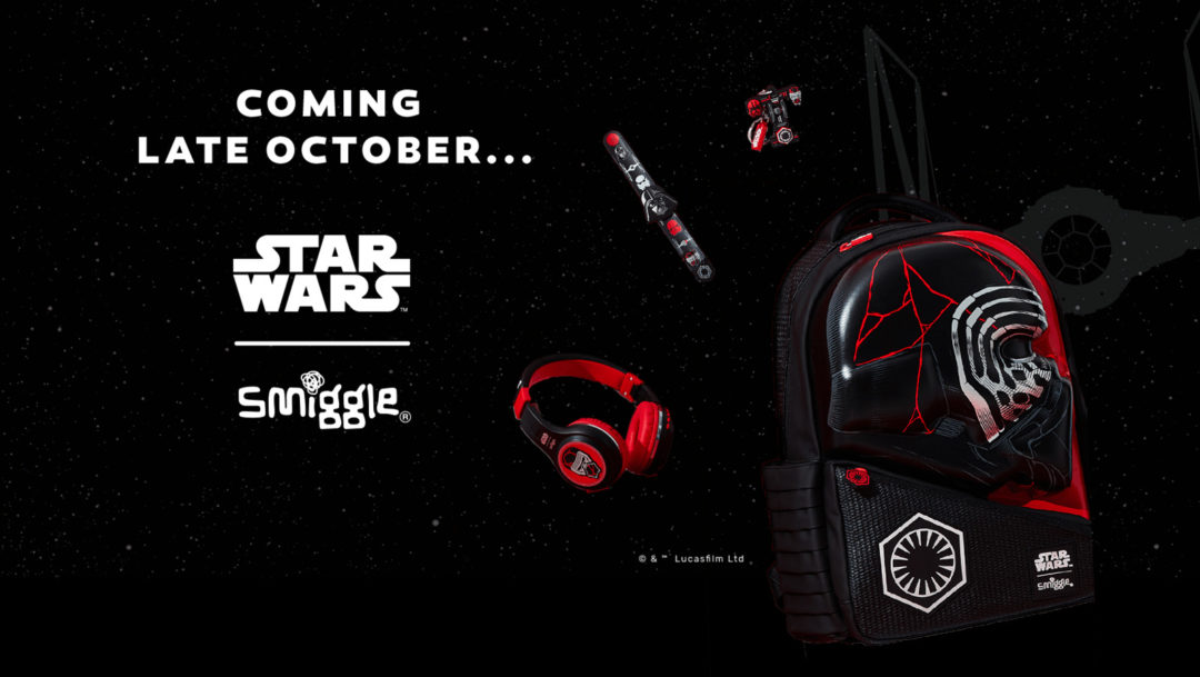 Star Wars Smiggle Products Coming Soon in NZ