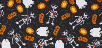 Star Wars Halloween Fabric at Spotlight