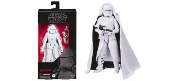 Exclusive TBS6 First Order Elite Snowtrooper at The Warehouse