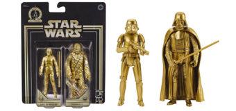 Gold Saga Action Figure 2-Packs at The Warehouse