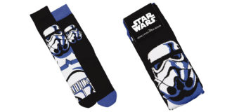 Stormtrooper Socks! At The Warehouse