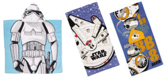 Star Wars Towels at The Warehouse