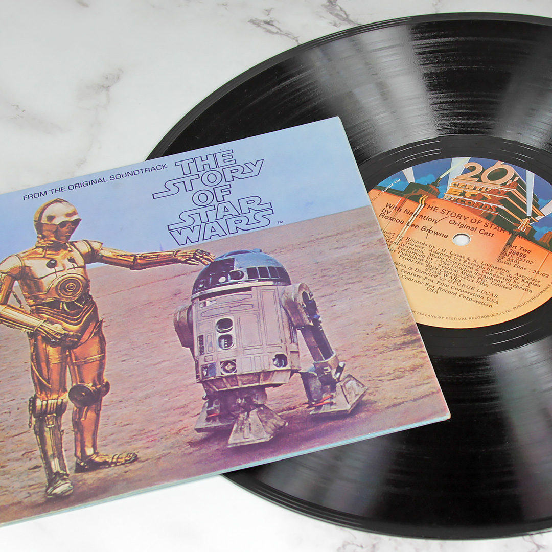The Story of Star Wars Record
