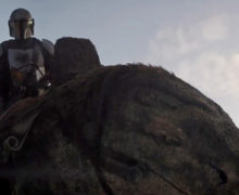 New The Mandalorian Footage from Vanity Fair