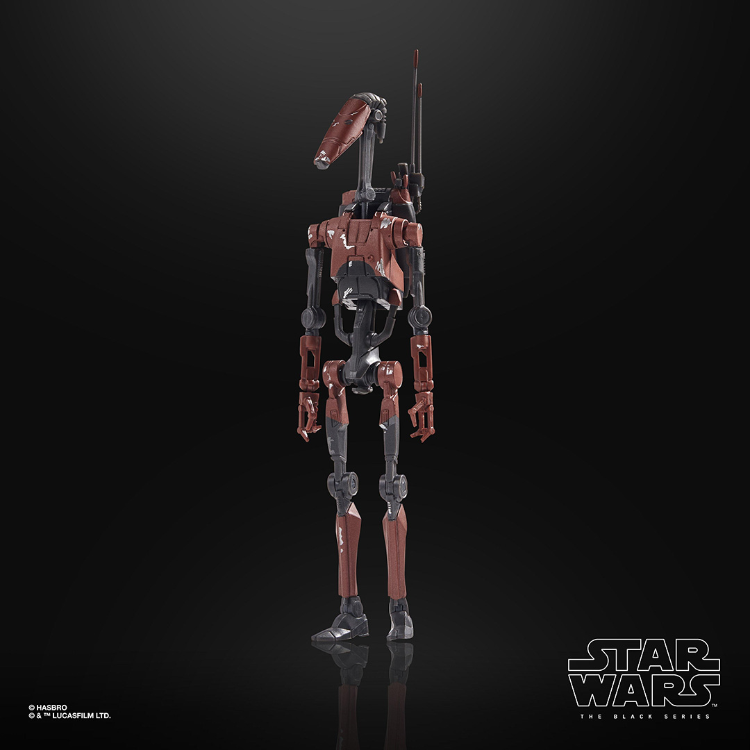 Battlefront II Heavy Battle Droid