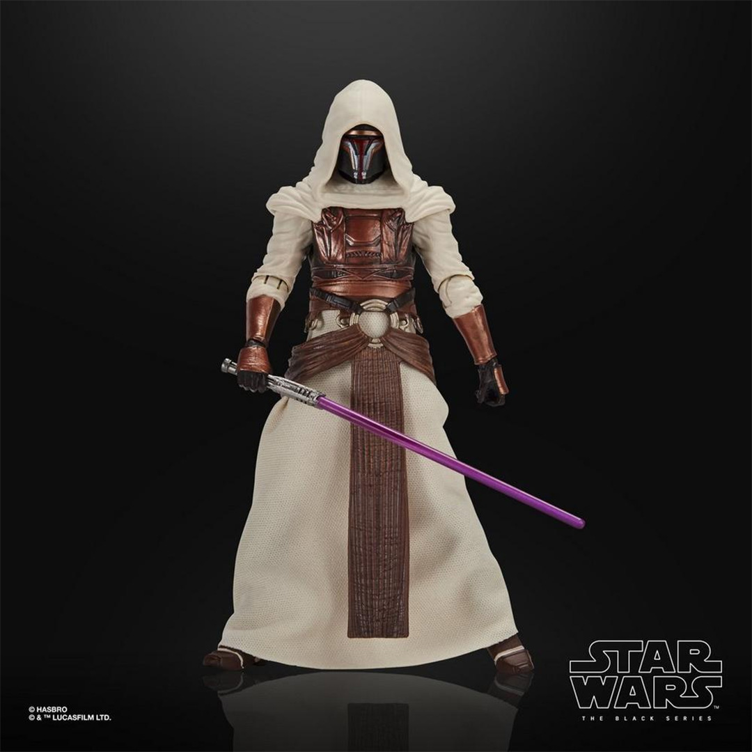 Jedi Knight Revan (Star Forge Robes)