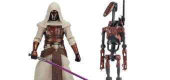 Exclusive Gaming Figures – Jedi Revan & Battlefront Battle Droid