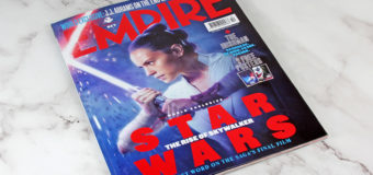 Episode 9 Empire Magazine in NZ Stores