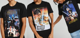Star Wars Saga Poster T-Shirts at Jay Jays