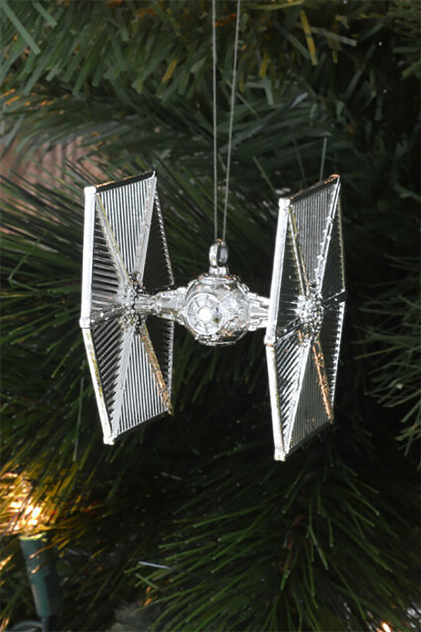 TIE Fighter Christmas Ornament