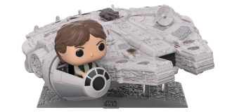Deluxe Millennium Falcon Pop! Vinyl Vehicle at Mighty Ape