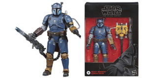 Heavy Armour Mandalorian Exclusive Figure at Mighty Ape