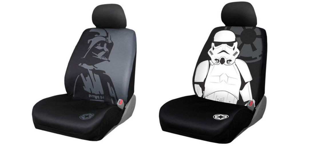 Star Wars Seat Covers