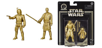 Gold Prequel Action Figure 2-Packs at The Warehouse