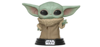 'The Child' aka 'Baby Yoda' Funko Pop Vinyl Figure