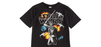 New Darth Vader Kid's T-Shirt at Postie+