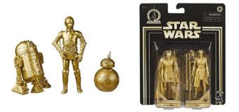 Gold Sequel Action Figure Multi-Packs at The Warehouse